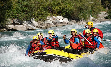 Adventures Tourism in Uttarakhand