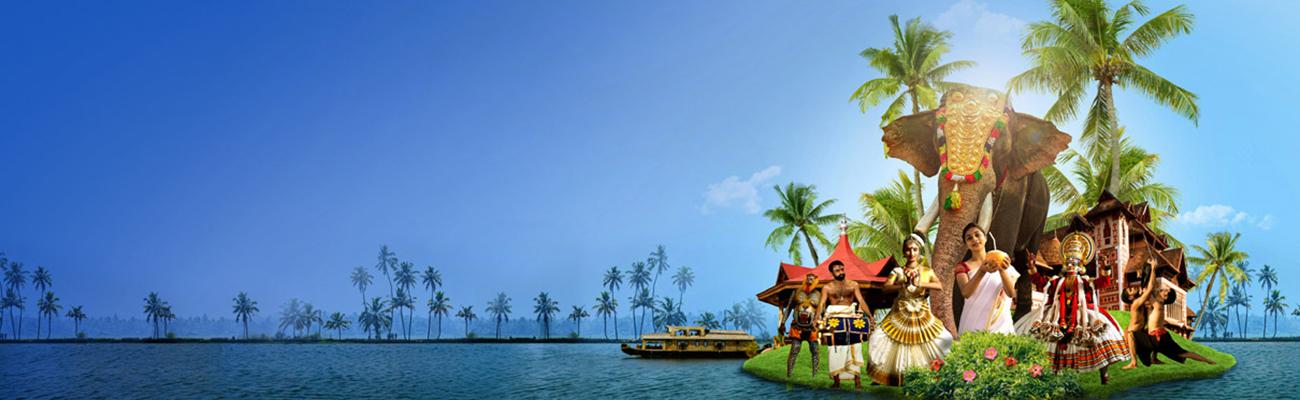 Kerala – An Emerald Paradise