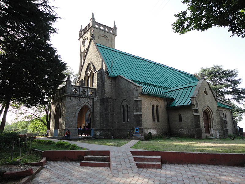 CHRIST_CHURCH,_KASAULI