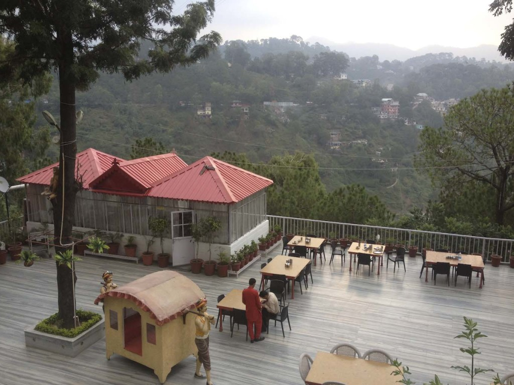 haveli restuarant kasauli7