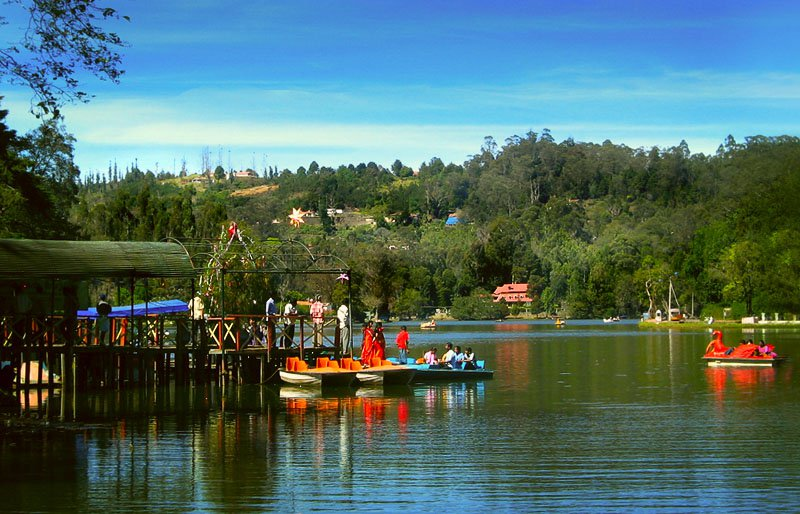 Kodaikanal-lake