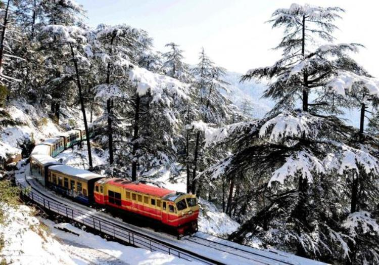"Shimla: The land of ""oos paar"""