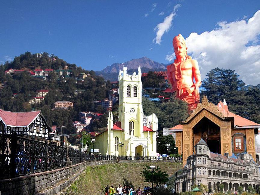 """Shimla: The land of """"oos paar"""""""