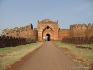 Bellary Fort, Hampi