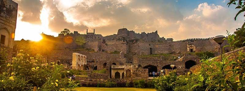 Golconda, Hyderabad