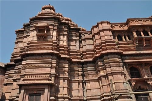 Govind Dev Temple, Vrindavan