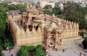 Hutheesingh Jain Temple, Ahmedabad