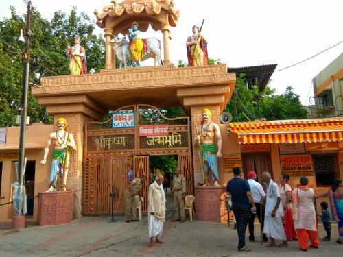 Lord Krishna Birth Place Temple, Mathura