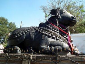 Nandi The Bull, Mysore