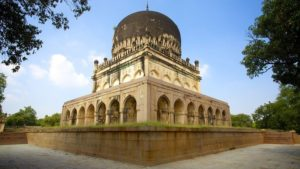 Qutub Shahi Tomb Hyderabad