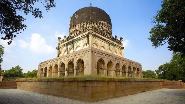 Qutub Shahi Tomb, Hyderabad