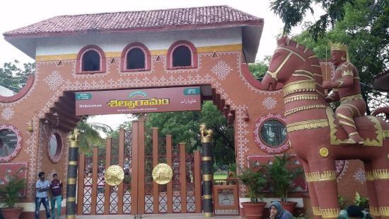 Shilpramam, Hyderabad