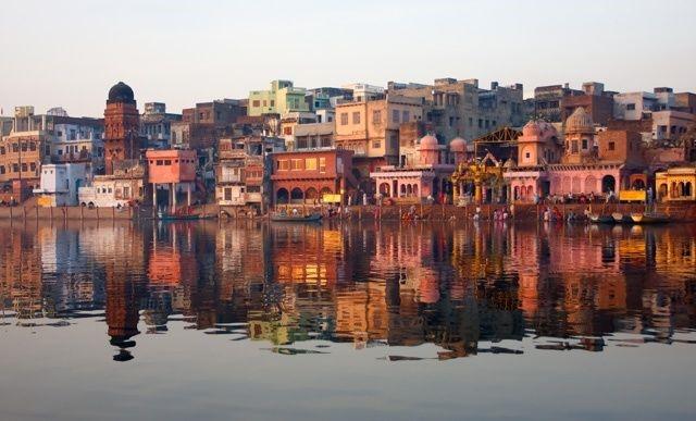 Historic Tour of Delhi – Agra – Mathura - Rishikesh
