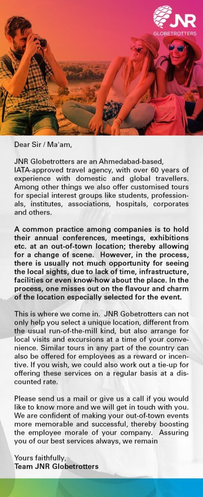 Corporate Tourism